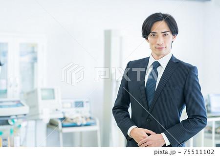 病院 MR 医療 医薬情報担当者 医療事務 75511102