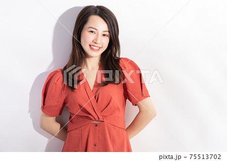 Woman summer concept 75513702