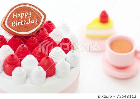 ケーキとコーヒー。 75543112