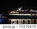 夜の客船 75570670