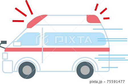 走る救急車 75591477