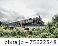 真岡鐵道蒸気機関車 75622548