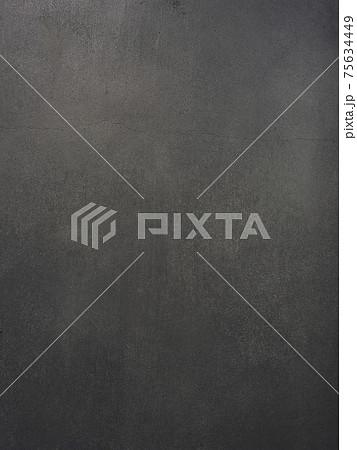 質感のあるコンクリートの壁の背景テクスチャー 75634449