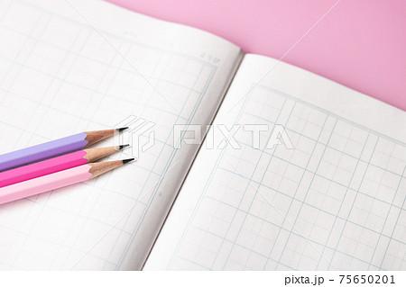 学習帳と2B鉛筆 75650201