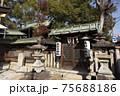 上野天満宮の美加多神社 75688186