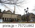 上諏訪温泉にある国の重要文化財、片倉館。千人風呂が有名 75721862