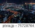 大阪 夜景 大阪ベイタワー 75728764