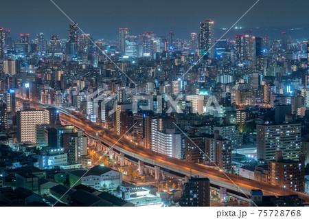 大阪 夜景 大阪ベイタワー 75728768