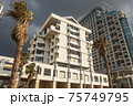 イスラエルの 港 ビル 75749795