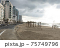 風景 ビーチ イスラエルの 75749796