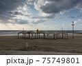 風景 ビーチ 海 75749801