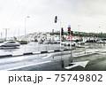 イスラエルの 交通 信号 75749802