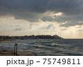 ビーチ 海 景色 75749811