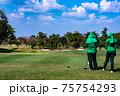 タイのゴルフコース シニア 人気 満喫 健康管理 75754293
