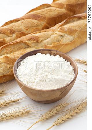 小麦粉 パン 75760004