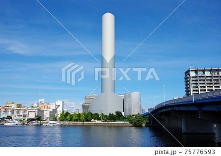 港清掃工場(東京都港区) 75776593