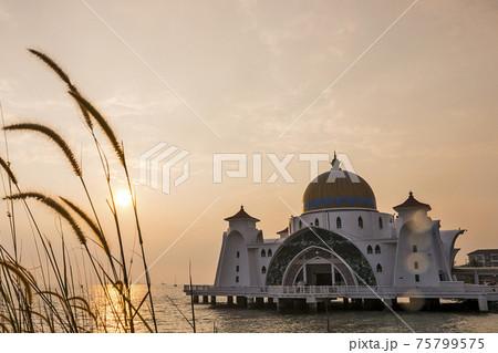 マラッカのモスク 75799575