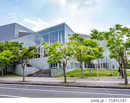 名取市文化会館 75801397