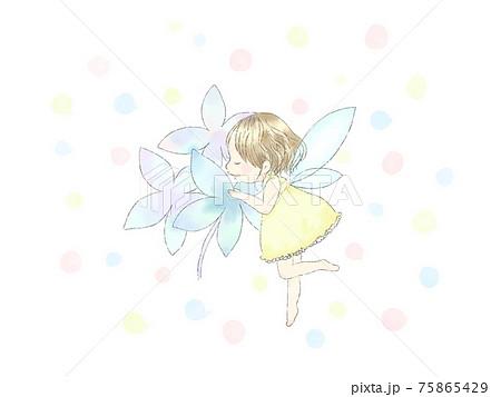 花の妖精 75865429