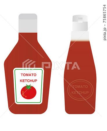 トマトケチャップ 75865754
