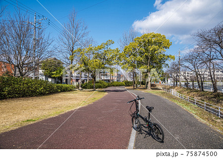 愛知県 尾張広域緑道 75874500