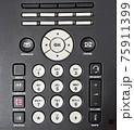 Telephone keypad background 75911399