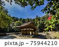 春の国宝開山堂 75944210