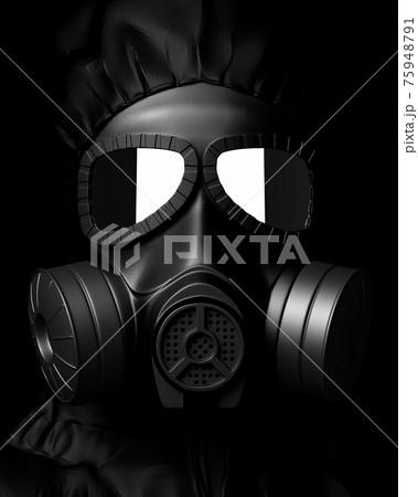 ガスマスク 75948791