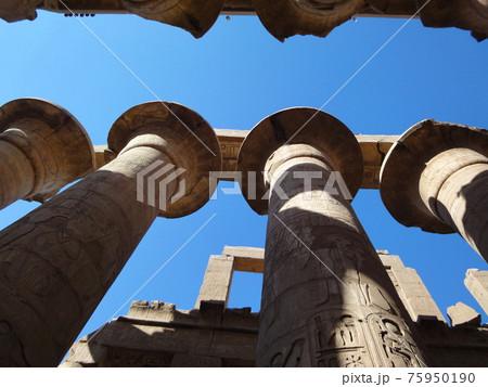 カルナック神殿 75950190
