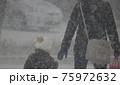 吹雪の歩く人 75972632