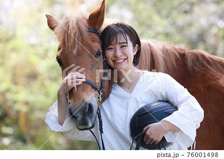 乗馬イメージ 76001498