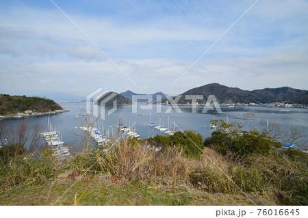 長浜城からの景色 76016645