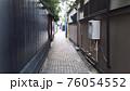 神楽坂の路地裏 76054552