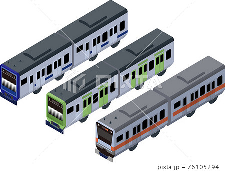 電車 セット 中央線 山手線 横須賀線 76105294