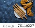 Italian bread sticks grissini 76110227
