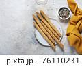 Italian bread sticks grissini 76110231