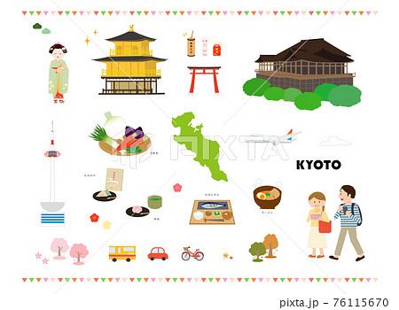 京都観光セット 76115670