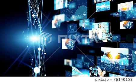 映像ネットワーク 76140158