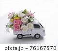 花の配達 76167570