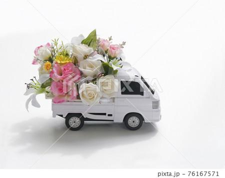 花の配達 76167571