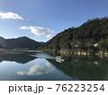 清流・高知県の四万十川&沈下橋からの舟 76223254