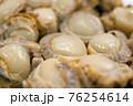 帆立の貝柱 76254614