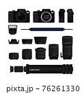 Camera equipment set 76261330