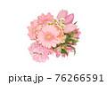 様々な花のブーケ 76266591