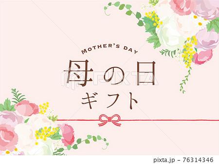 母の日 のし紙 76314346