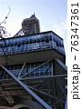 名古屋テレビ塔を見上げた風景 76347361