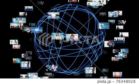 映像ネットワーク 76348028
