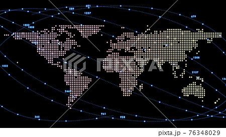 グローバルネットワーク  76348029