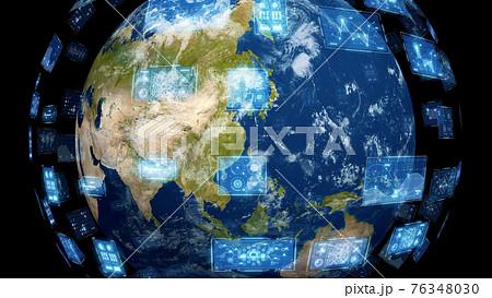 グローバルネットワーク  76348030