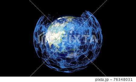 グローバルネットワーク  76348031